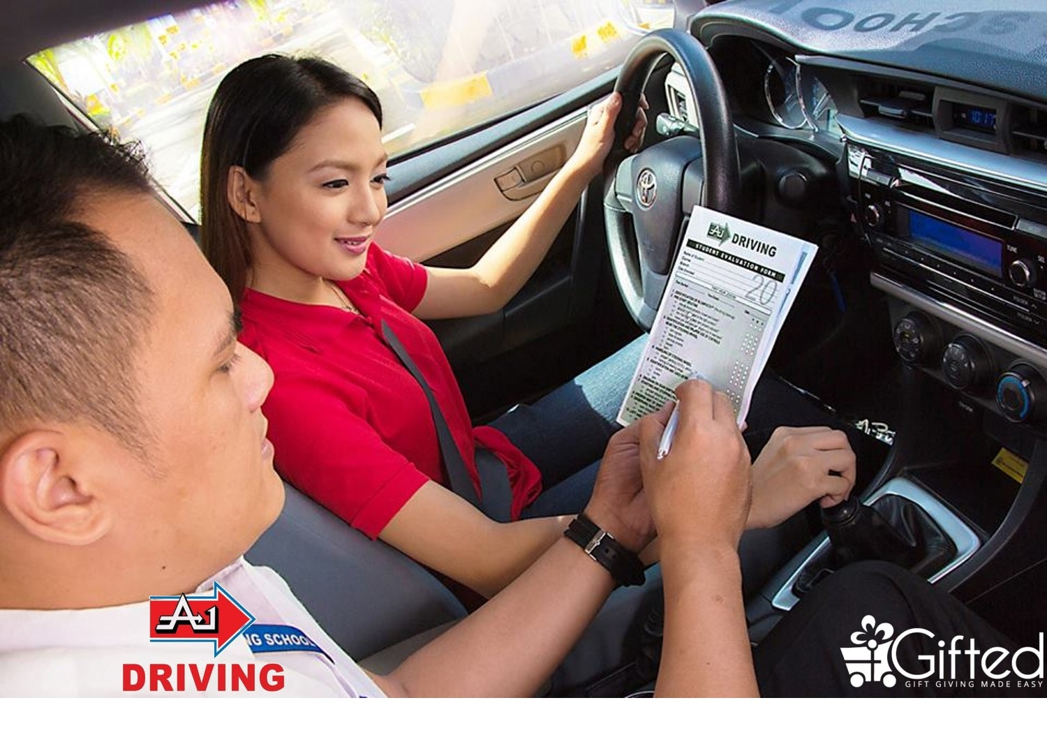 A-1 Driving school this summer
