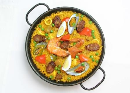 paella valenciana at Alba's Restaurante Espanol. Buy this Gift Certificate or Gift Card online at Gifted.PH. Send to anyone in Manila and Philippines