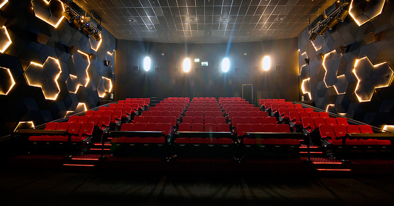 Central Square Fort Bonifacio BGC 4DX cinema