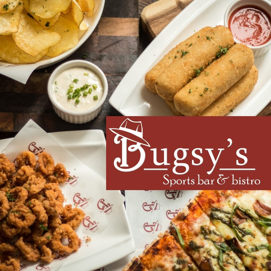 Bugsy's Sports Bar & Bistro for Valentine's Day