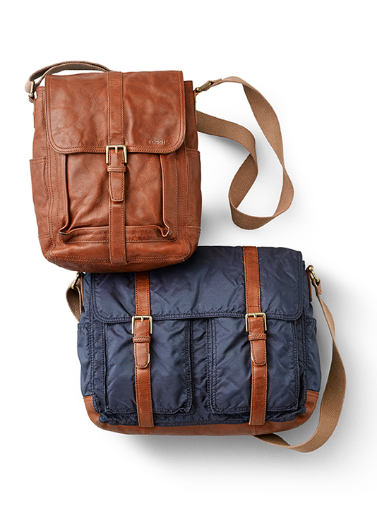 Fossil Bag - a great gift for men like dads and husbands