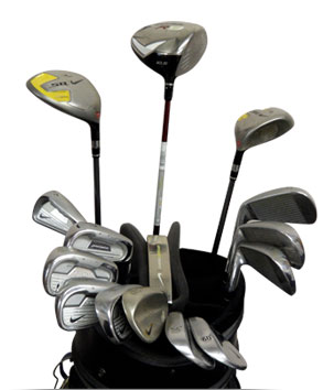 Progear Golf Club set - A great gift for dads