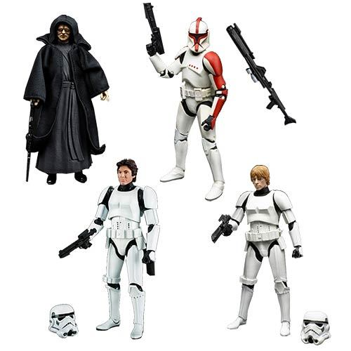 Star wars collectibles from Kramer Toy Warden