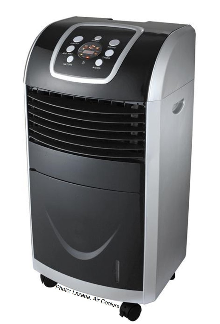 Air cooler to stay cool this summer