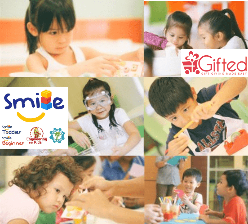 SMILE Group activities for kids this summer