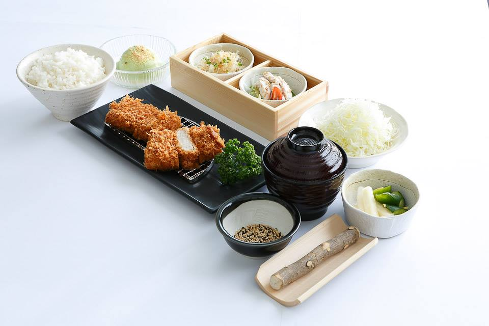 Tonkatsu Pork meal - Japanese favorite dish - Buy Saboten Gift Certificates and Gift Cards at Gifted.PH online for anyone in Manila Philippines