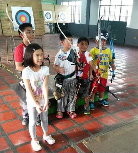 Benel Archery Gift Certificates at Gifted.PH can buy you archery lessons for kids in Manila and Philippines