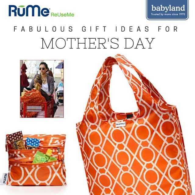 RuMe - ReUseMe Mother's All Purpose Bag. Buy Babyland Gift Certificates and Gift Cards at Gifted.PH online for anyone in Manila Philippines
