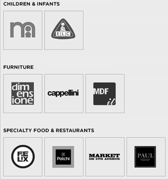 Furniture, Baby and Restaurant Brands available with Bench. Buy Bench Gift Certificates and Gift Cards at Gifted.PH online for anyone in Manila Philippines. Mothercare, Dimensione, Early Learning Center, Cappellini
