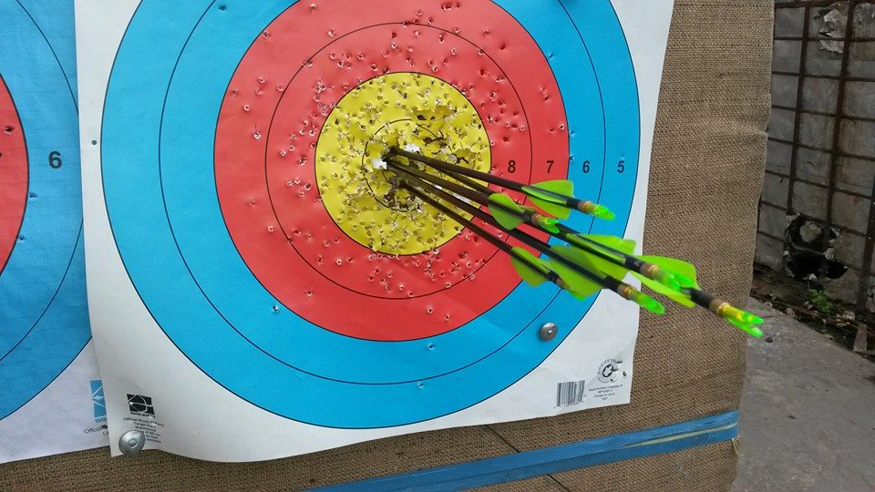 Archery Target Butt at a shooting range. Buy Benel Archery Gift Certificates and Gift Cards at Gifted.PH online for anyone in Manila Philippines