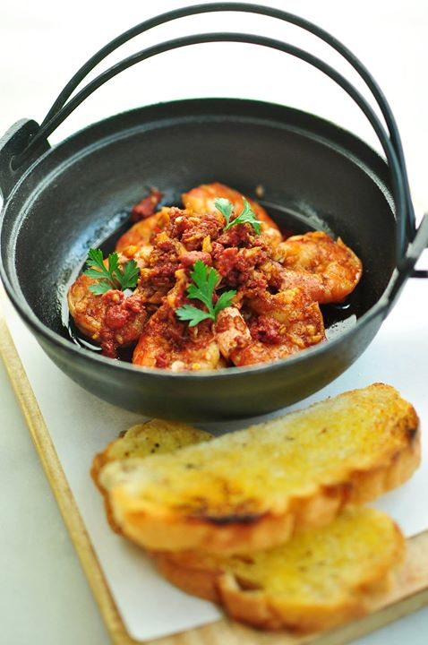 Prawn Gambas are looking great! Buy Chelsea Grand Cafe Gift Certificates and Gift Cards at Gifted.PH online for anyone in Manila Philippines