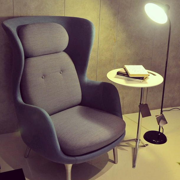Nice and Cozy Armchair at Dimensione. Buy this with a Dimensione Gift Certificates and Gift Cards at Gifted.PH online for anyone in Manila Philippines