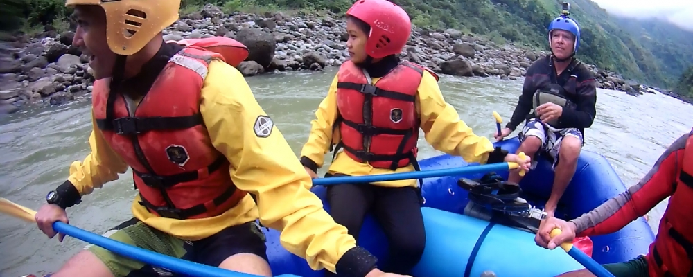 White water rafting. Buy Uncharted Philippines Gift Certificates and Gift Cards at Gifted.PH online