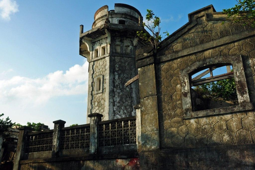 Old church at Babuyan Islands. Buy Uncharted Philippines Gift Certificates and Gift Cards at Gifted.PH online