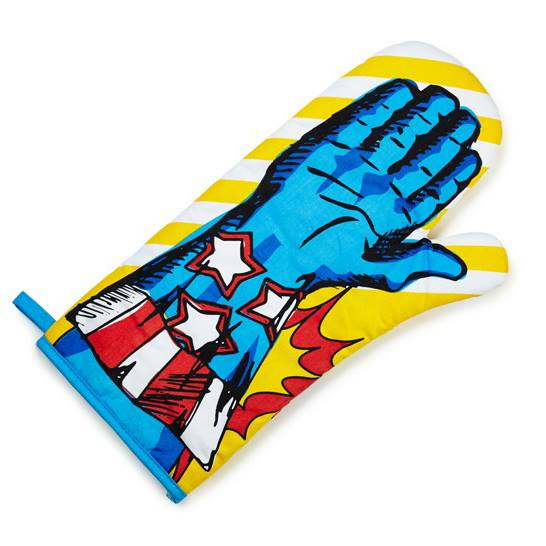 Captain America Superhero Mittens at Quirks. Buy Quirks Gift Certificates and Gift Cards at Gifted.PH online for anyone in Manila Philippines