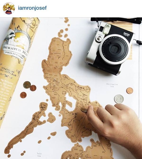 Quirky Map of the Philippines. Buy Quirks Gift Certificates and Gift Cards at Gifted.PH online for anyone in Manila Philippines