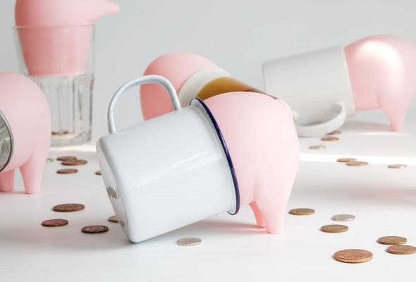 Pink Piggy Bank to Save Money. Buy Quirks Gift Certificates and Gift Cards at Gifted.PH online for anyone in Manila Philippines