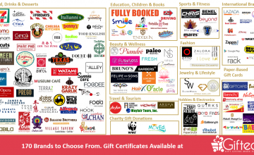 The Top 25 Gift Certificates to Give in the Philippines - 2018 List