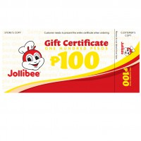 Buy and Send Jollibee Gift Certificates Online
