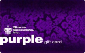 Buy and Send SSI Purple Card Online