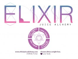 Buy and Send Elixir Juice Alchemy Gift Certificates Online