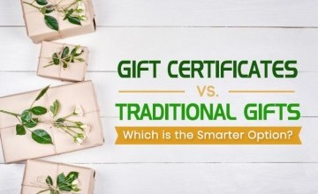 Gift Certificates vs Traditional Gifts: Which is the Smarter Option?