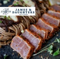 Buy and Send James & Daughters Gift Certificates Online