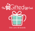 Gifted gift card