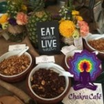 Chakra Cafe gift certificates at Gifted.PH