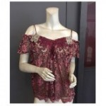 Lace Blouse from Rosanna Ocampo